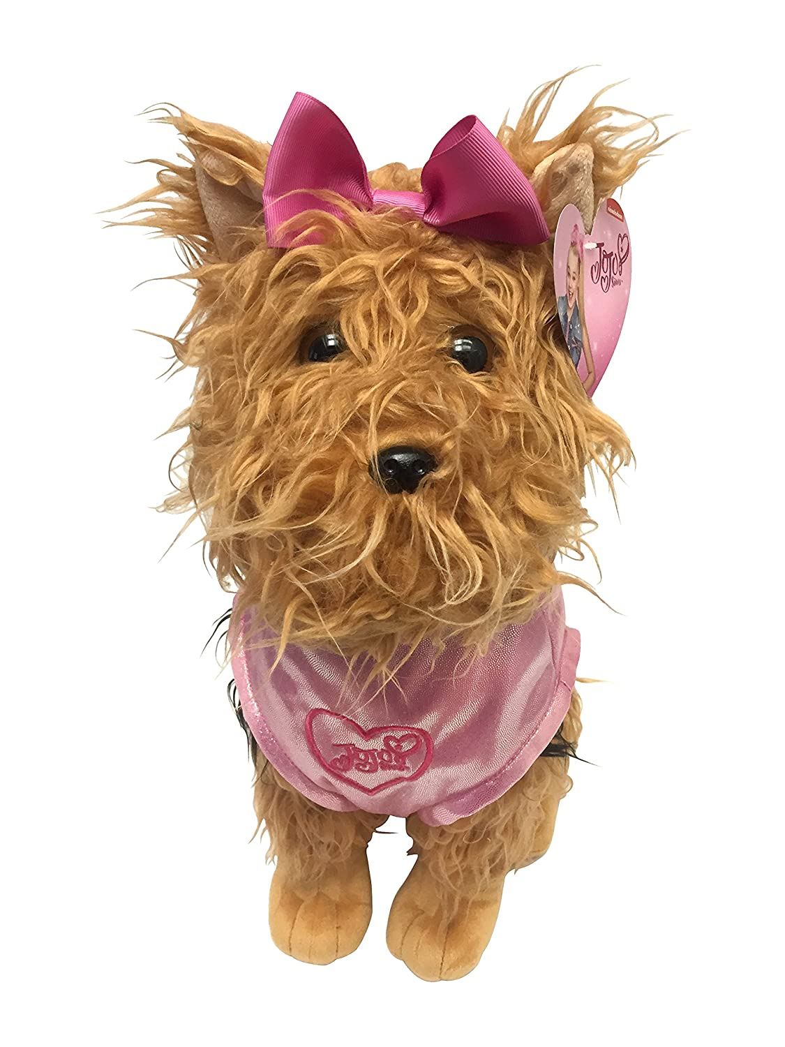 Nickelodeon JoJo Siwa BowBow the Dog Plush 17