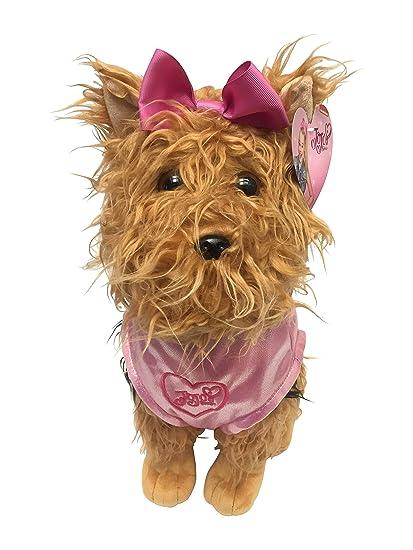 Amazon.com: Nickelodeon JoJo Siwa BowBow the Dog Plush 17\