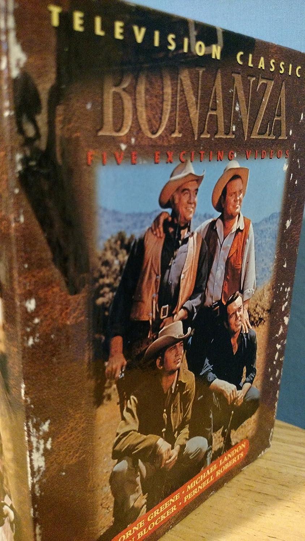 Bonanza Box Set [Alemania] [VHS]: Amazon.es: Bonanza: Cine y ...