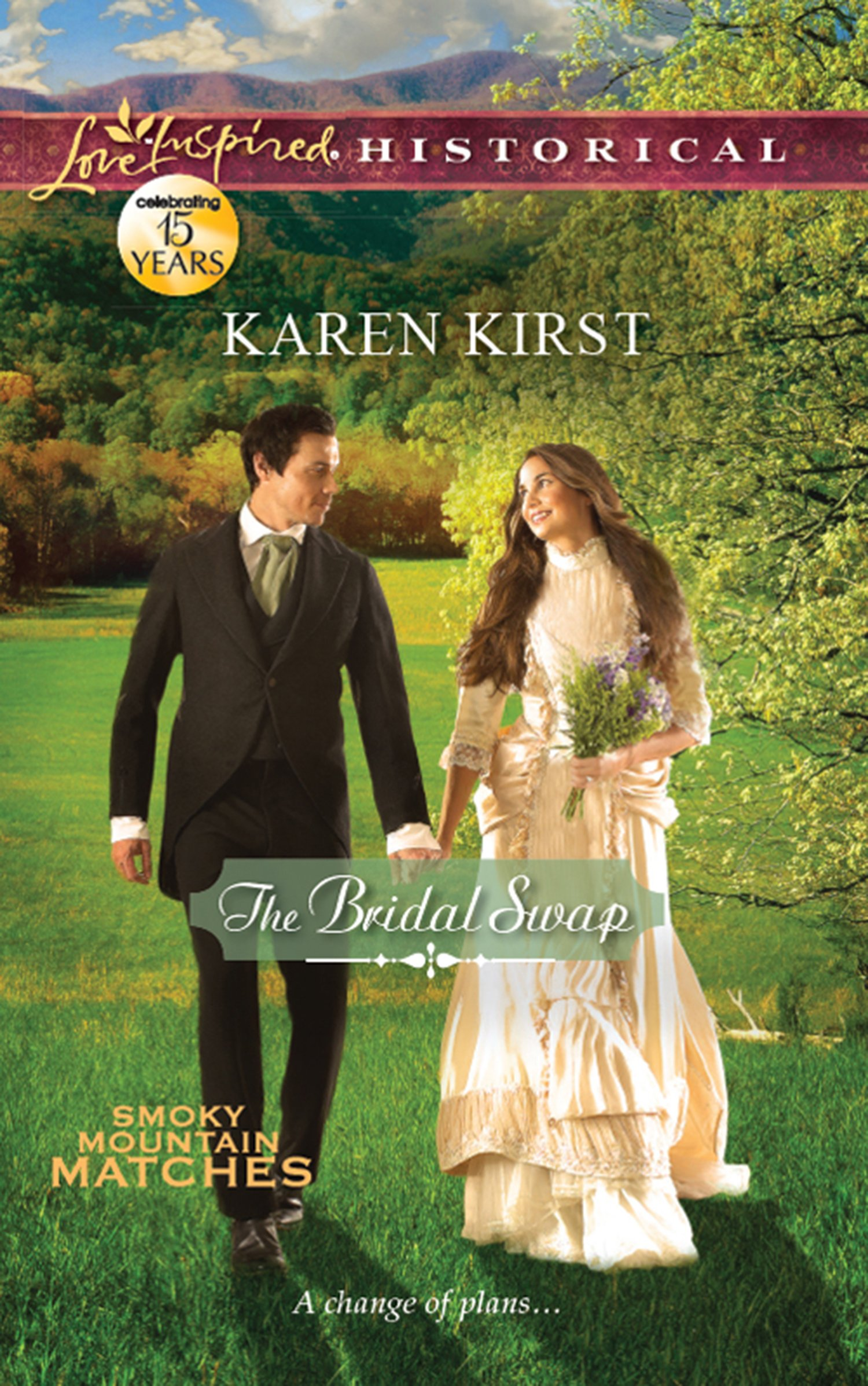The Bridal Swap (Mills & Boon Love Inspired Historical) (English Edition)