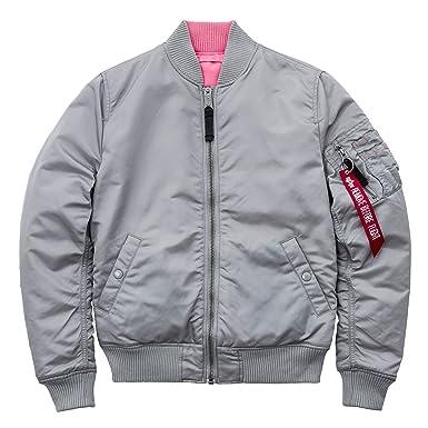Industries Ma xl Wmn silver Jacket Größe Ip 1 Farbe Alpha Vf Women dwxt6pAdRq