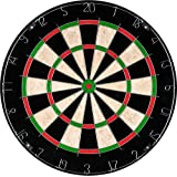 TG Champion Tournament Bristle Dartboard (Multicolor, 18 x 1.5-Inch)