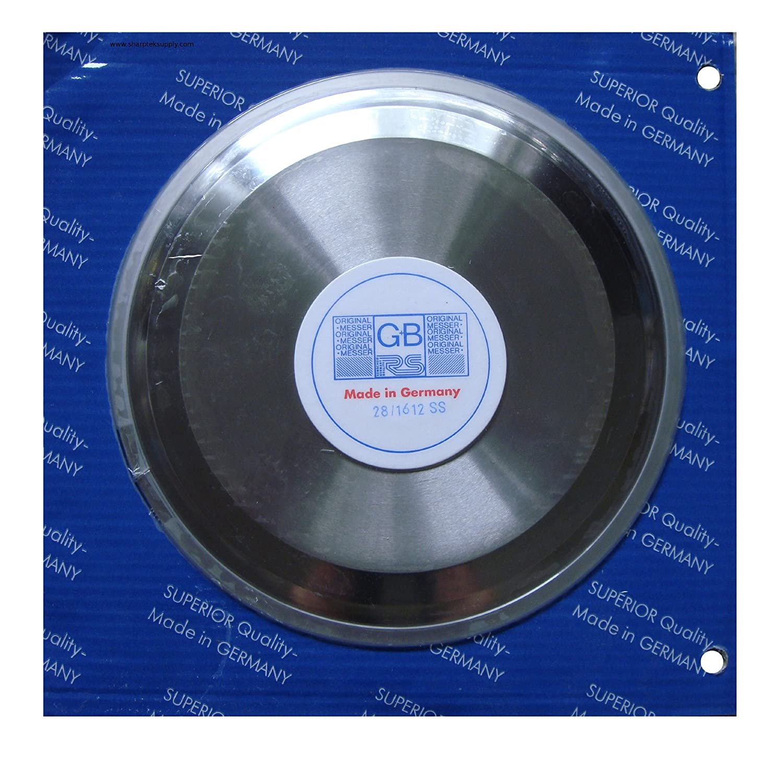 910jYfyF7RL._SL1500_ amazon com slicer blade, stainless steel for hobart 1612, 1712 hobart slicer 2712 wiring diagram at aneh.co