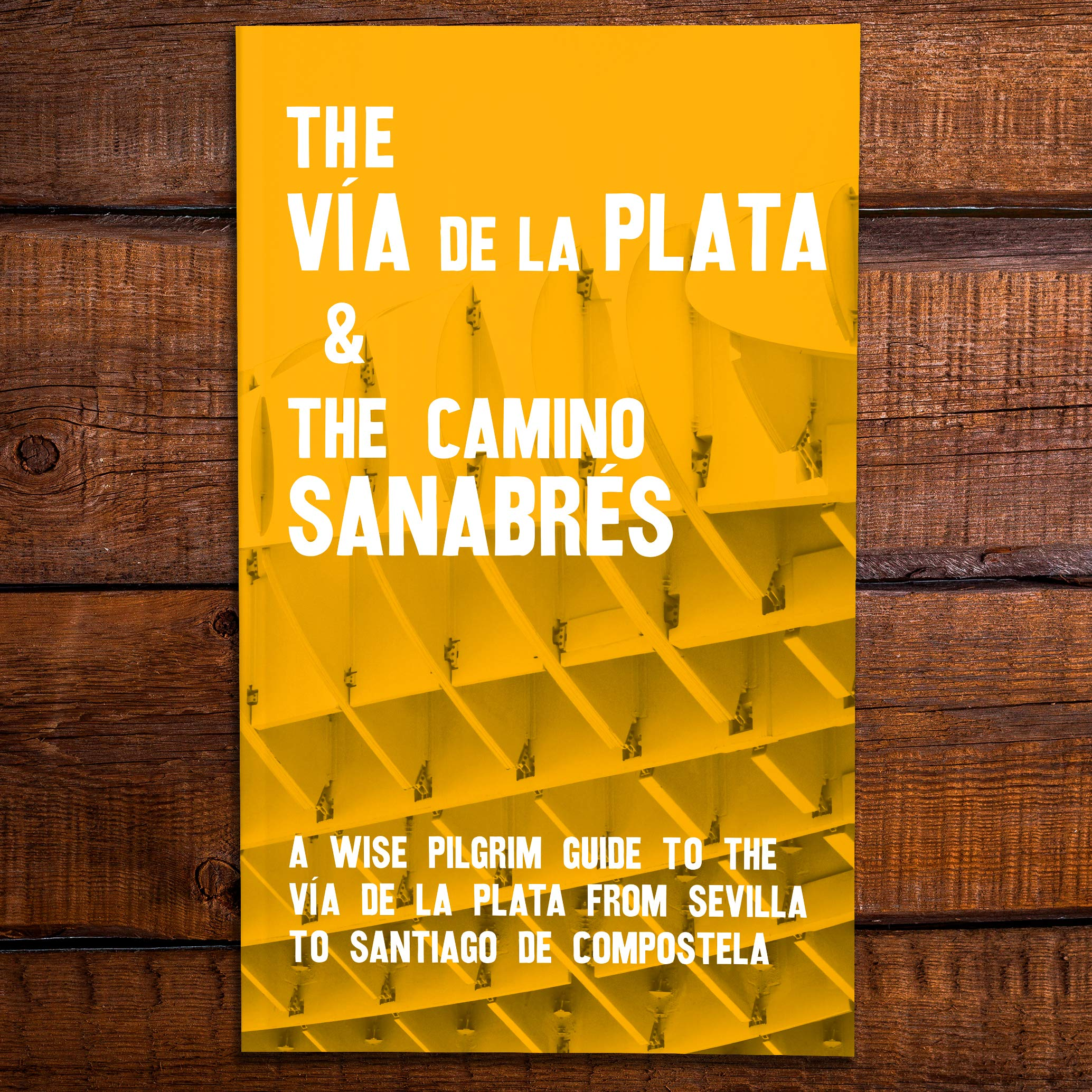 from Seville to Santiago and Astorga Walking Guide to the VIA DE LA PLATA and the CAMINO SANABRES