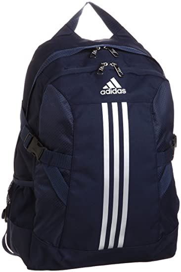 f6e72d9968 Buy Adidas Bp Power Ii Basic Polyester Backpack (Navy Blue) Online at Low  Prices in India - Amazon.in