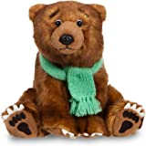 Aurora World 60718 8-Inch We're Going on a Bear Hunt Plush Toy
