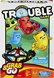 Pop-O-Matic Trouble Grab & Go Game (Travel Size)