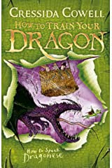 How to Train Your Dragon: How To Speak Dragonese: Book 3 Paperback