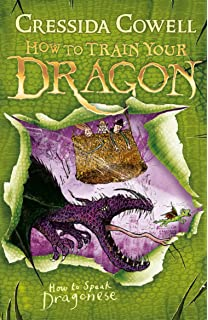 How to train your dragon amazon cressida cowell how to speak dragonese book 3 how to train your dragon ccuart Image collections