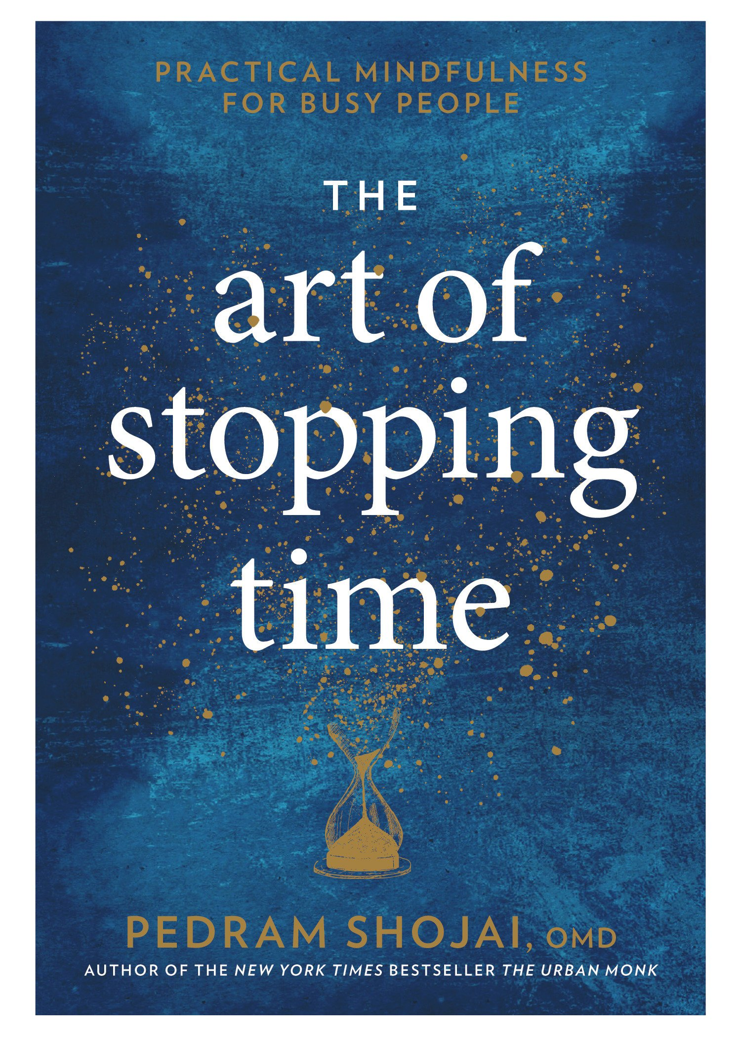 The Art of Stopping Time: Practical Mindfulness for Busy People:  Amazon.co.uk: Pedram Shojai: 9781623369095: Books