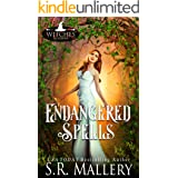 Endangered Spells (Witches Academy Series Book 6)