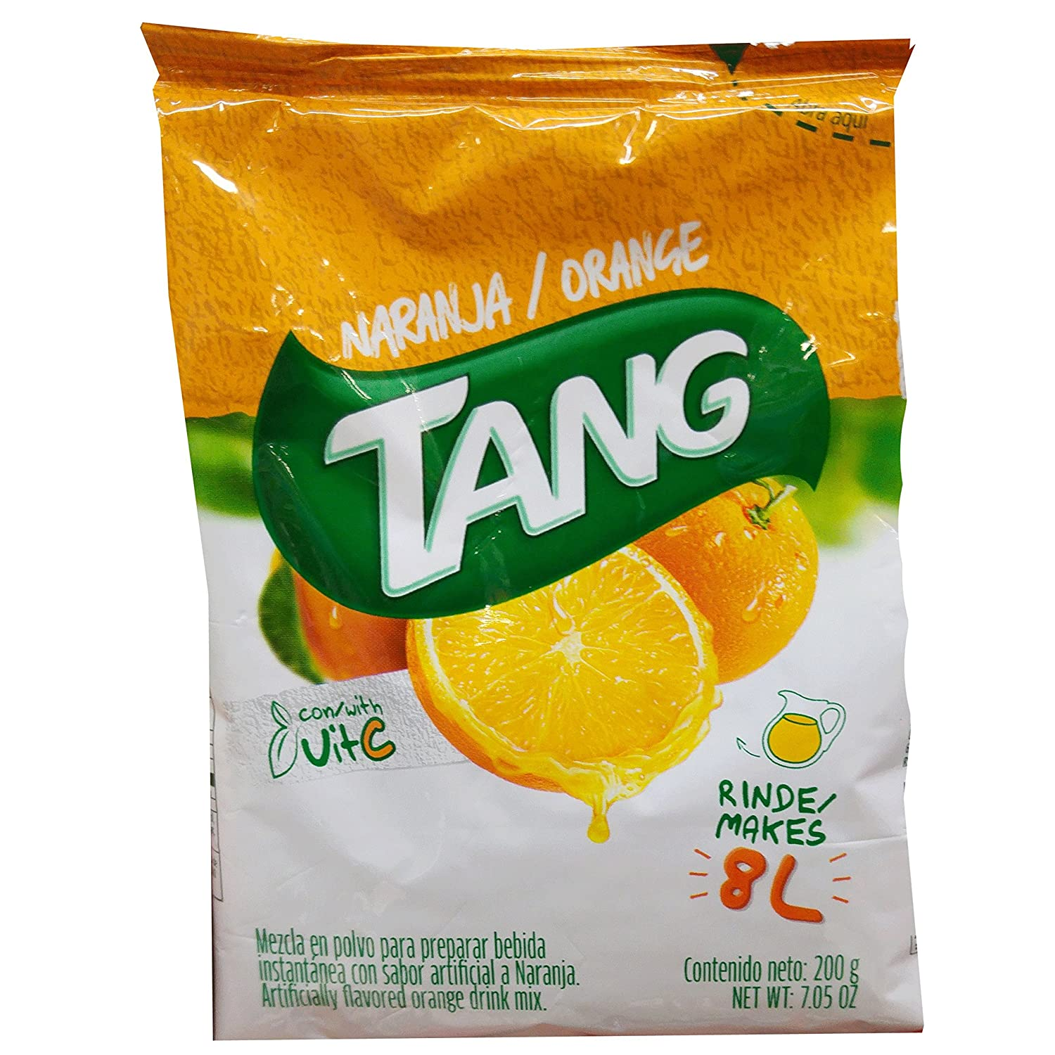 Amazon.com : Tang (Latin America Edition) (Melon, 25g | 12 Pack) : Grocery & Gourmet Food