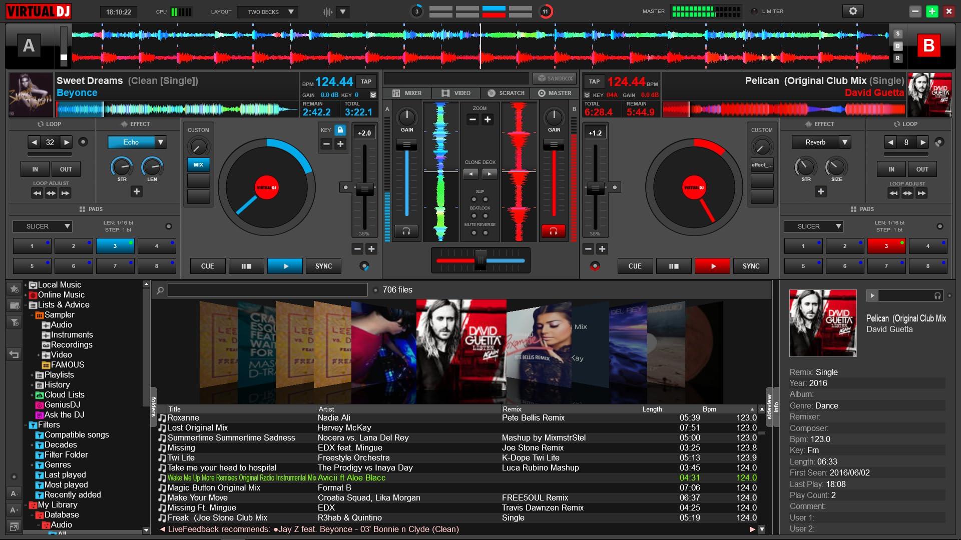 TÉLÉCHARGER BRUITAGE VIRTUAL DJ