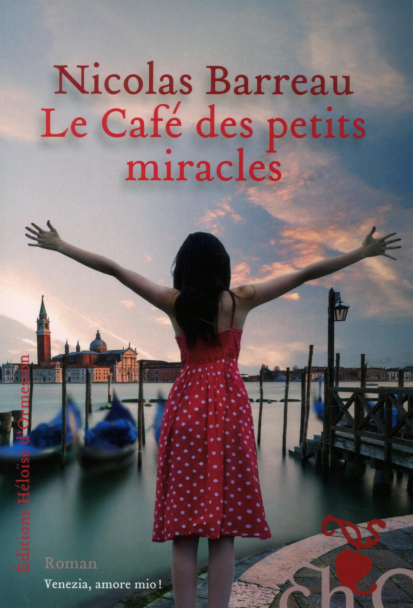 Amazon.fr - Le café des petits miracles - Barreau, Nicolas ...