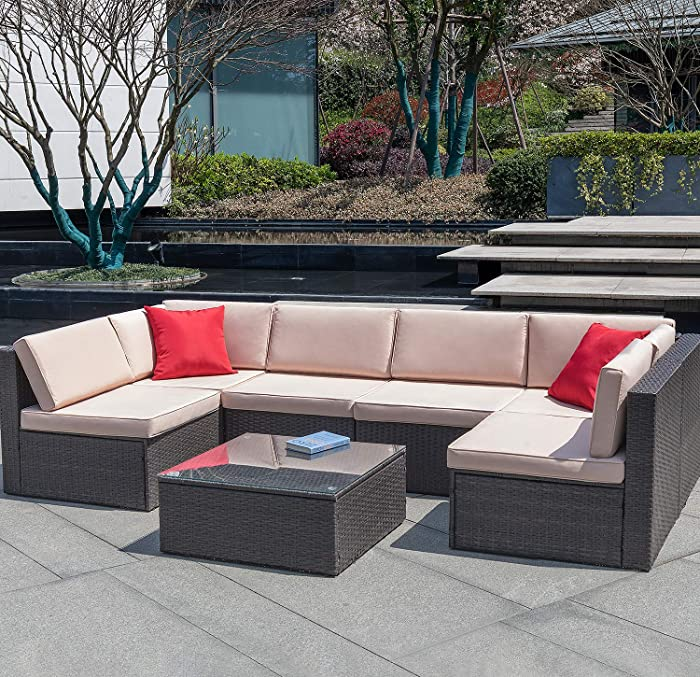 The Best Outdoor Lounge Furniture Rattan