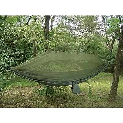 Snugpak Jungle Hammock with Mosquito Net: Sports & Outdoors