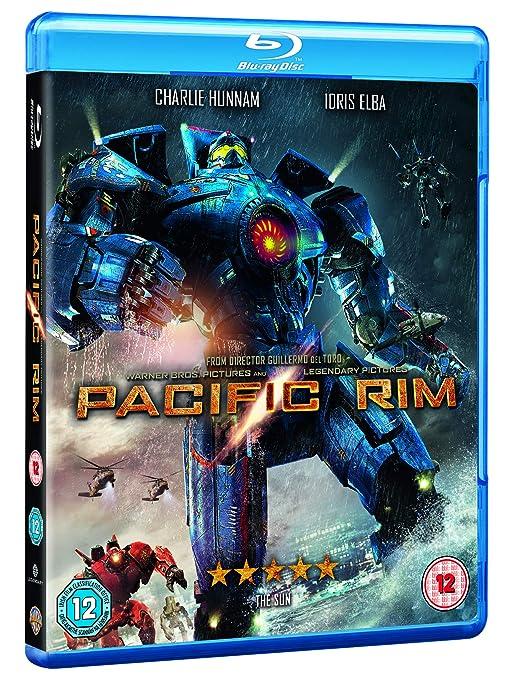 Pacific_Rim [Reino Unido] [Blu-ray]: Amazon.es: Idris Elba ...