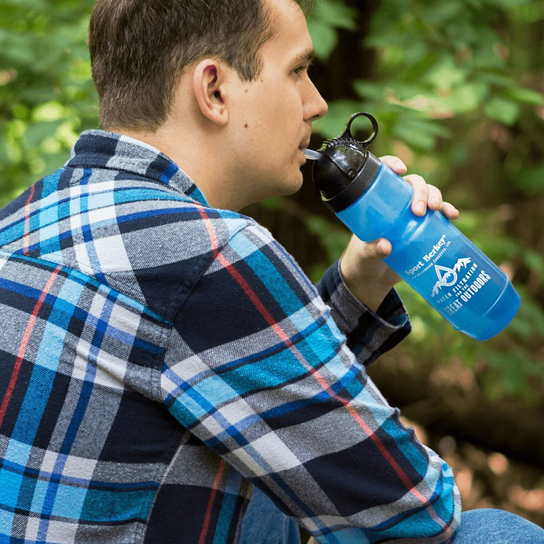 Berkey Water Filtered Bottle