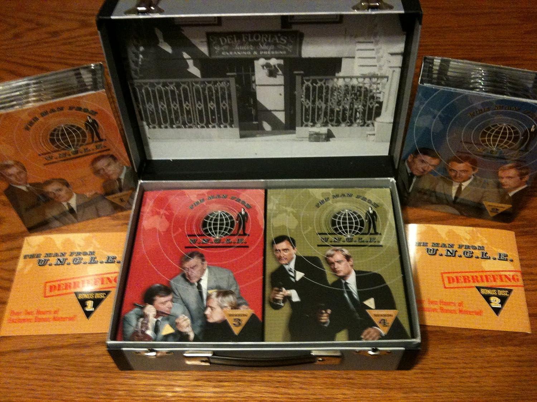日本に The Man The From U.N.C.L.E.- The Complete The Collection Collection B00110EJA0, スマホカバーの専門店 COVER SPOT:36a2550c --- 4x4.lt