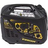Firman W01781 Whisper Series Gas Generator, Black