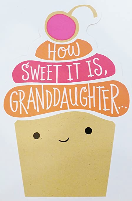 Amazoncom How Sweet It Is Granddaughter To Have A Valentine
