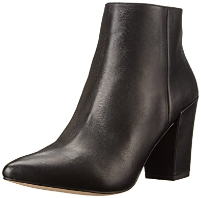 dc2a34e7f16 STEVEN by Steve Madden Women's Lidiaa Boot, Black, 8 M US: Buy ...
