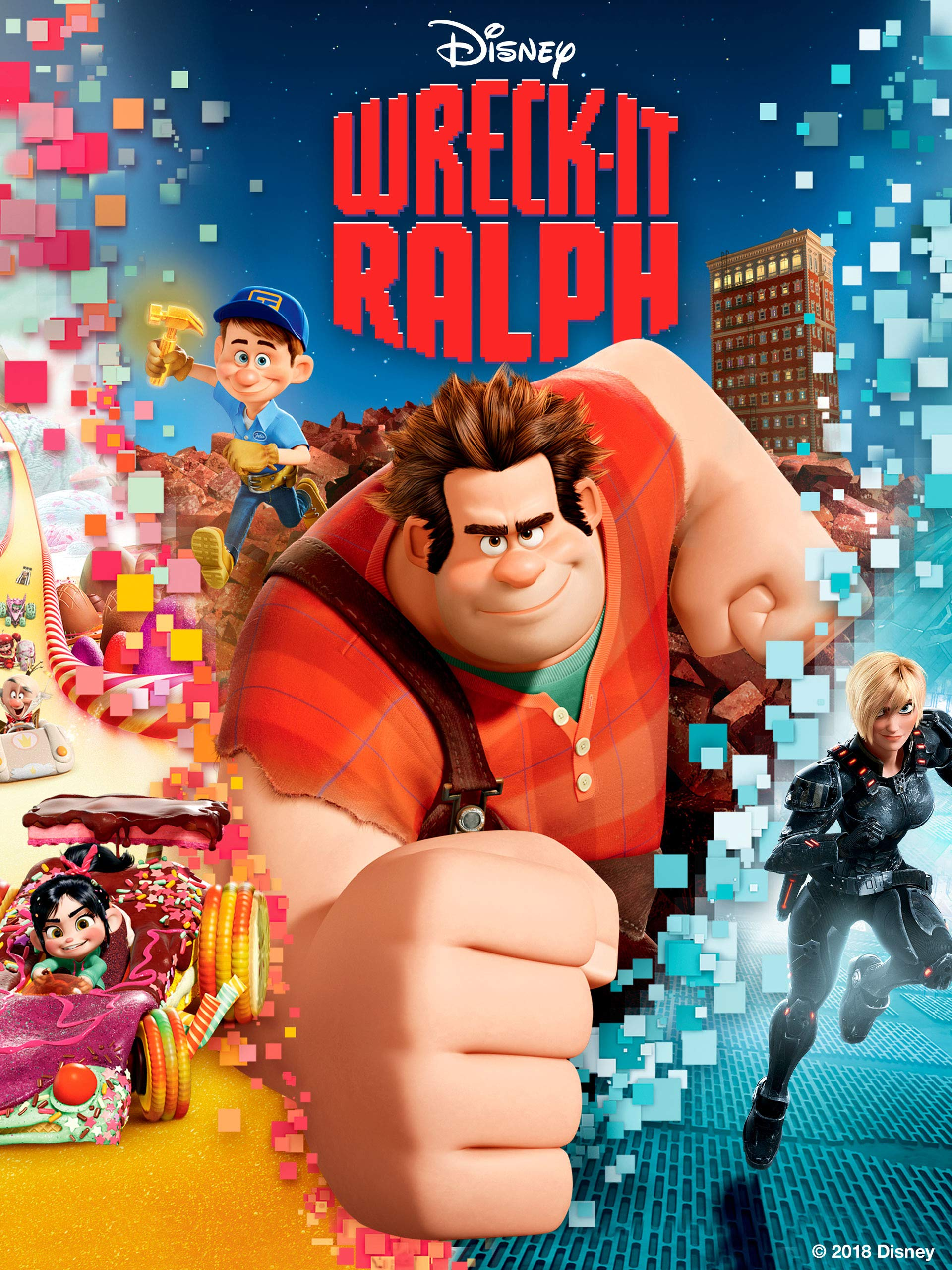 imdb ralph breaks the internet trivia