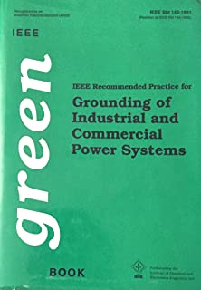 ieee std 142 1982 ieee recommended practice for grounding of industrial and commercial power - Ieee Color Books