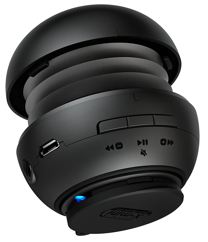 XMI X-mini Kai2 - Altavoz portátil Bluetooth, color gunmetal: Amazon.es: Electrónica