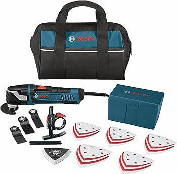 Bosch MX30EC-31 Multi-X Oscillating Tool Kit
