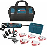 Bosch MX30EC-31 Multi-X 3.0 Amp Oscillating Tool Kit with 31 Accessories (Discontinued by Manufacturer)