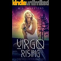 Virgo Rising (A Reverse Harem Fantasy Novel) (The Afflicted Zodiac Book 1)