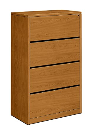 Amazon.com: hon 4-Drawer lateral mueble archivador: Kitchen ...