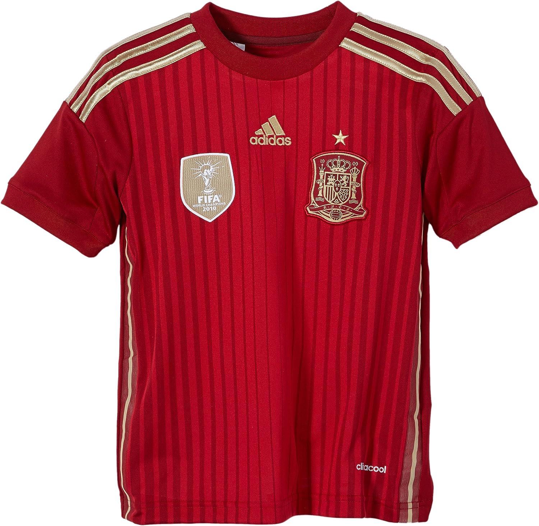 adidas Selección Española de Fútbol - Camiseta de fútbol para niño ...