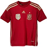 adidas Boys FEF Spain Home Jersey
