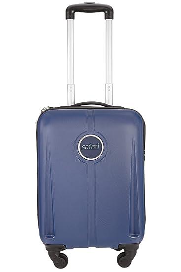 Safari Revolution 55cm PolyCarbonate Hard Sided Cabin Baggage (Navy Blue)