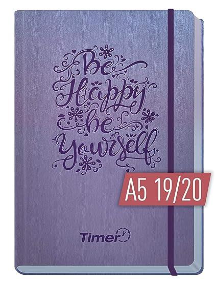 Chäff-Timer Premium - Agenda 2019/2020 (formato A5, 18 meses ...