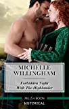 Forbidden Night With The Highlander (Warriors of the Night Book 2)