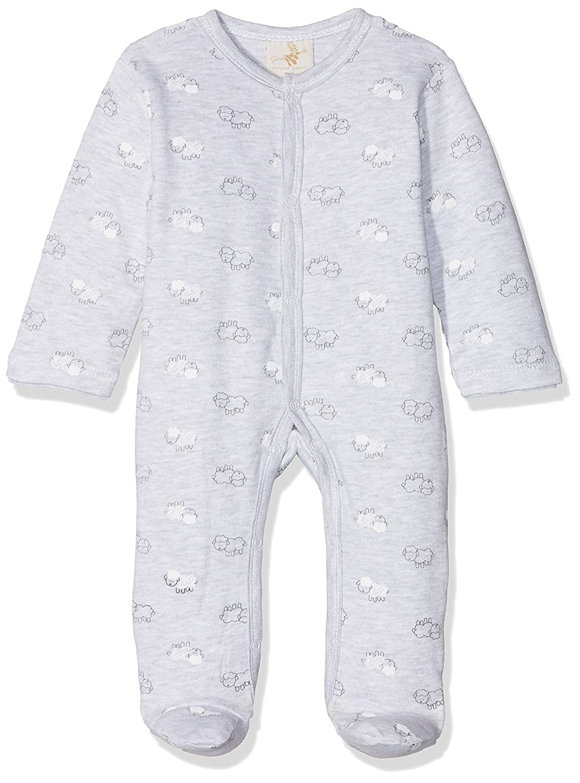 DIMO-TEX Baby Babystrampler Basic Unisex Footies