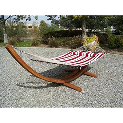 Petra Leisure Quilted Double Hammock Bed