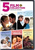 Nicholas Sparks 5 Film Collection (5pk)