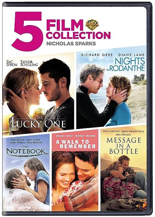 5FF: Nicholas Sparks (DVD)