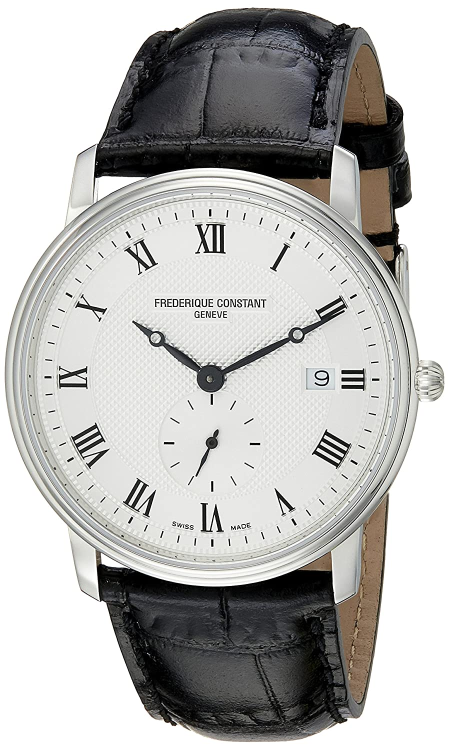 frederique slim gents ve s line men slimline watch geneve gen constant watches