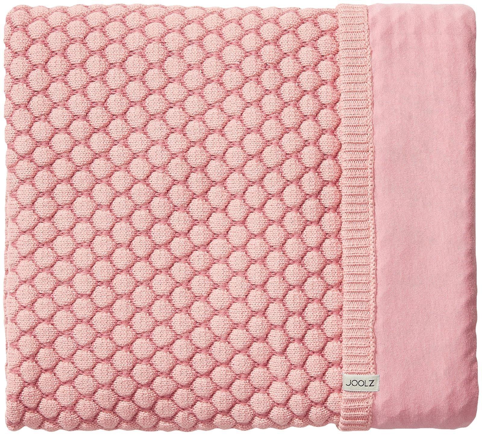 Joolz Essentials Honeycomb Blanket, Pink by Joolz