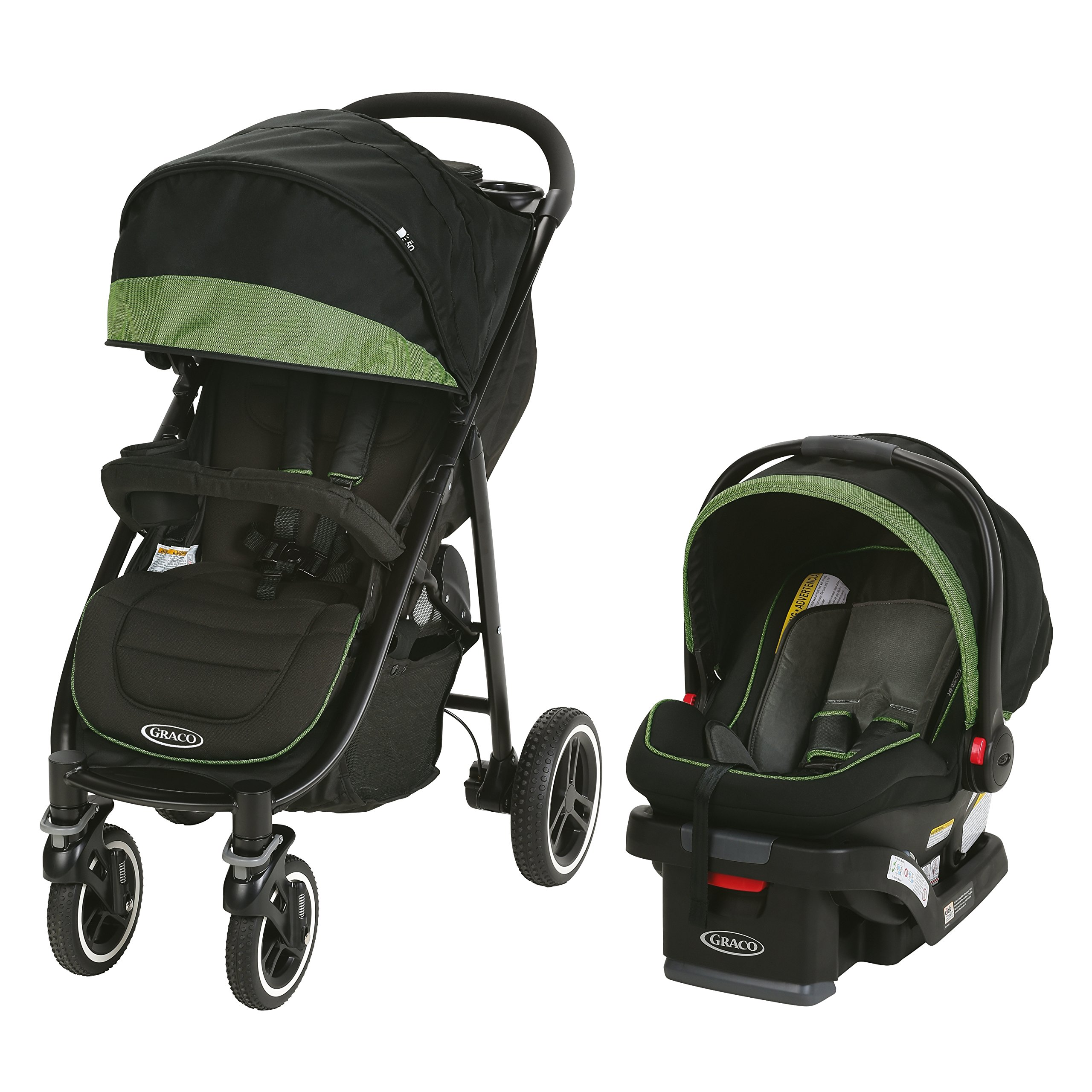 Graco Aire4 XT Travel System, Emory by Graco
