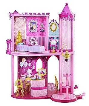Barbie Princess Charm School Castle