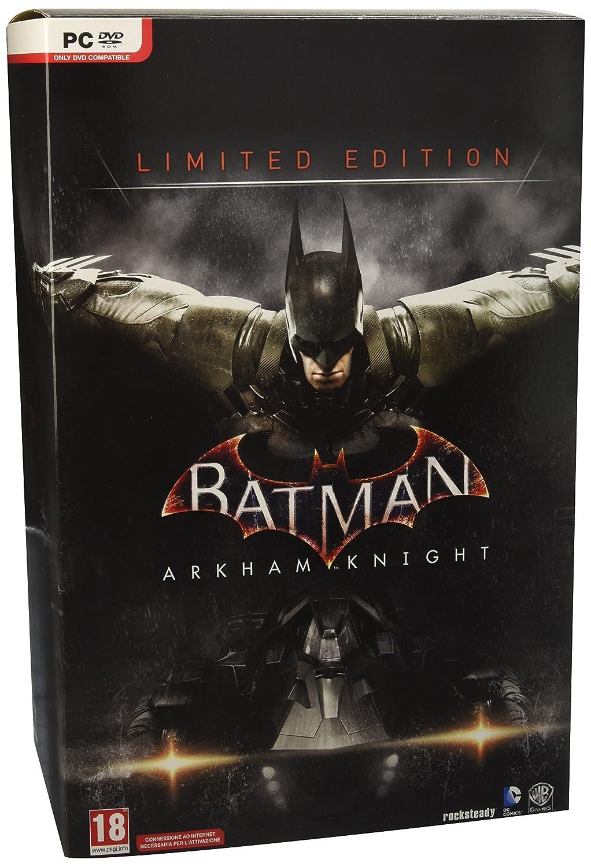 Batman: Arkham Knight - Collectors Limited Edition [Importación ...