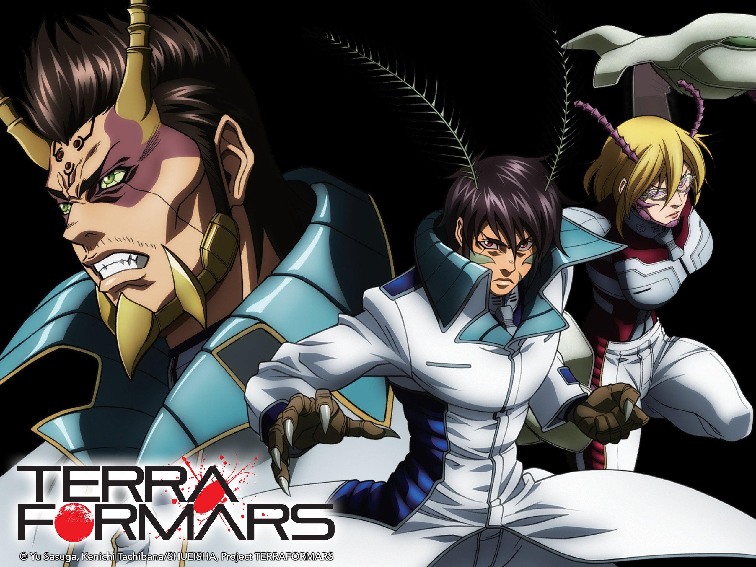 Watch Terraformars Prime Video