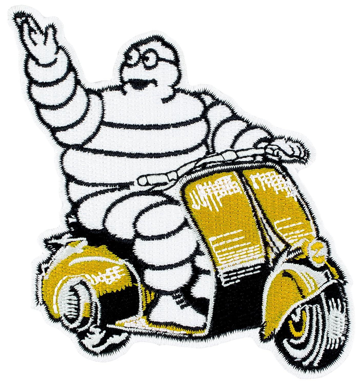Parche para patinete vintage de Michelin para hombre, color ...