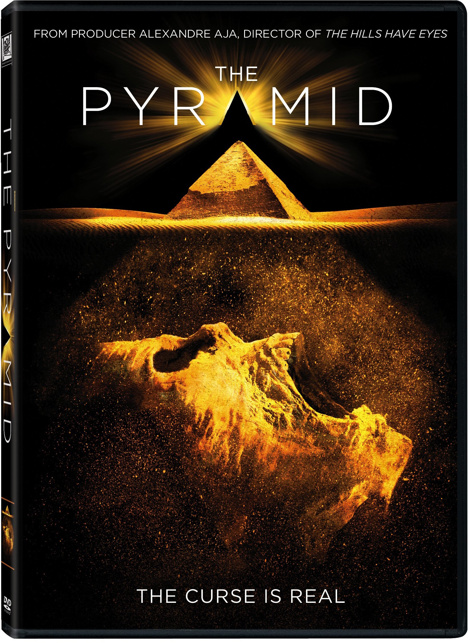 DVD : The Pyramid (DVD)
